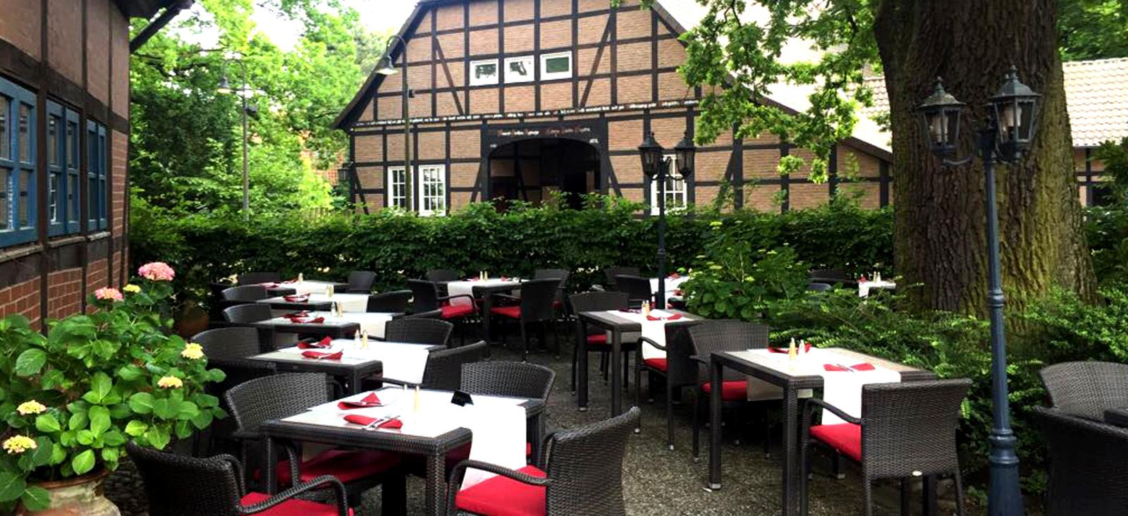 Restaurant Ambrosia Ambiente außen