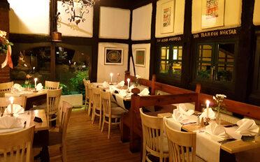 Bild Innenansicht Ambrosia Restaurant